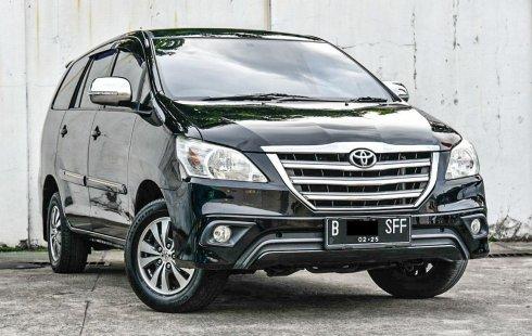 Toyota Kijang Innova 2.0 G 2015
