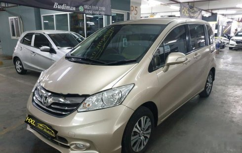 Jual mobil bekas murah Honda Freed E 2013 di DKI Jakarta