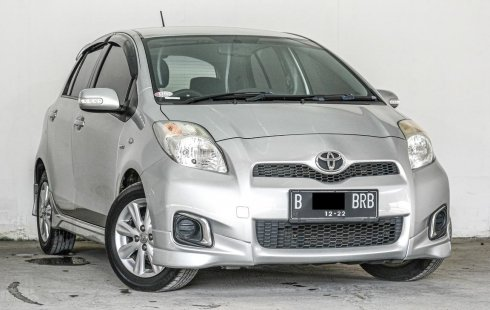 Toyota Yaris E 2012 Sedan