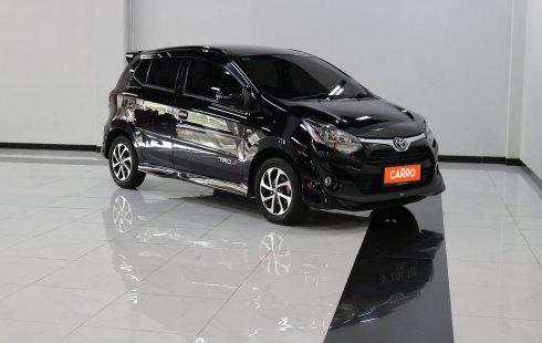 Toyota Agya G TRD Sportivo 2018 Hitam