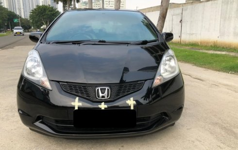 Honda Jazz S Manual 2011 Hitam