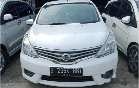 Jual Nissan Grand Livina SV 2013 harga murah di Banten