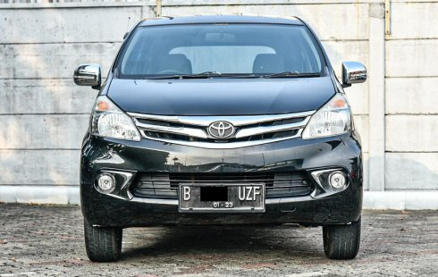 Toyota Avanza 1.3 MT 2013