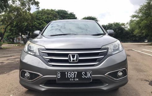 Honda CR-V 2.4 i-VTEC 2013 Silver