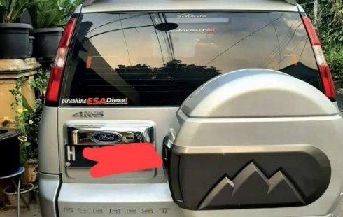 Jawa Tengah, jual mobil Ford Everest 2012 dengan harga terjangkau