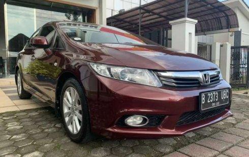 Jual mobil bekas murah Honda Civic 1.8 2012 di Jawa Tengah