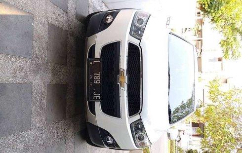 Jual mobil Chevrolet Captiva 2012 bekas, Jawa Timur