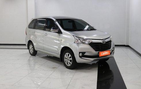 Toyota Avanza 1.3 G MT 2017 Silver
