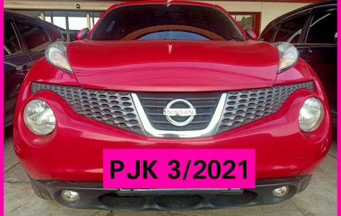 Nissan Juke RX Red Edition 2013