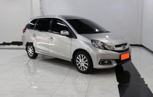 DKI Jakarta, Honda Mobilio E Prestige 2014 kondisi terawat