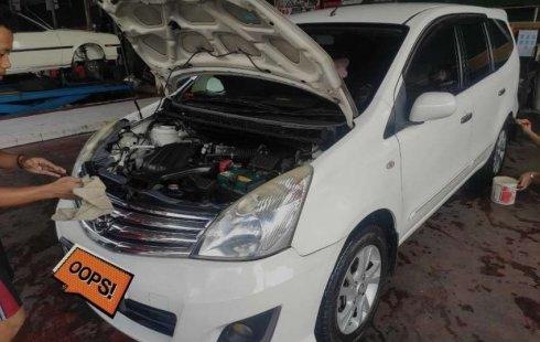 Jual cepat Nissan Grand Livina XV 2013 di DKI Jakarta