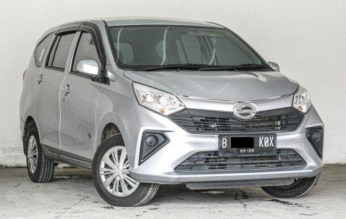 Daihatsu Sigra X 2020 Minivan