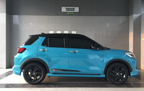 DP 10% Toyota Raize 2021