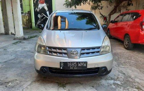 Jual cepat Nissan Grand Livina SV 2009 di Jawa Timur