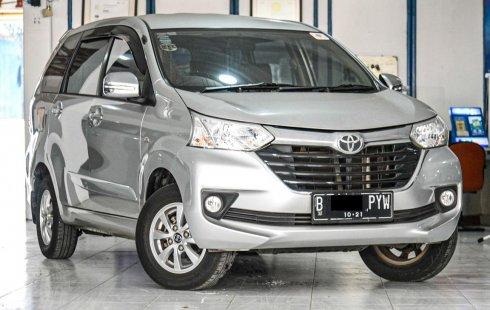 Toyota Avanza G 2016 Silver