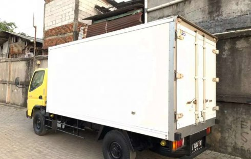 SEWA rental tahunan Hino dutro Coltdiesel engkel LONG box freezer cde