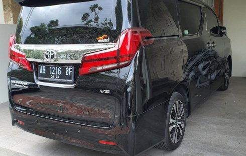 Alphard V6 Executive Lounge 2019