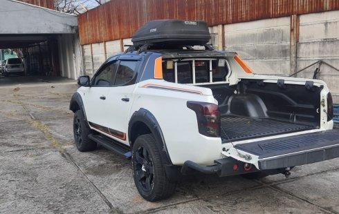 Mitsubishi Triton Double Cabin Dsl 2.5 Exceed Athlete 4x4 A/T 2018