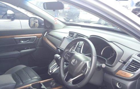 Honda CR-V 1.5L Turbo Prestige 2018 Brightsilver