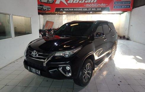 Toyota Fortuner 2.4 VRZ AT 2016 km42ribu