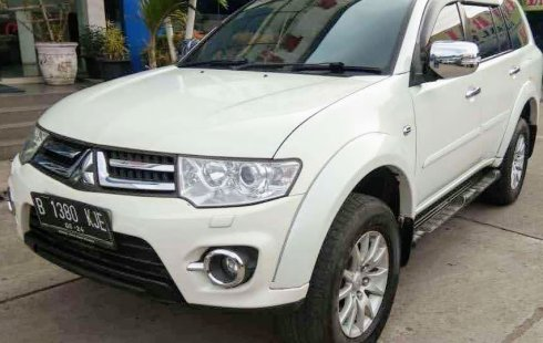 Mitsubishi 2012 Putih 4x4 at disel