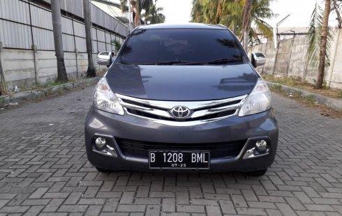 Toyota Avanza 1.3 MT 2015