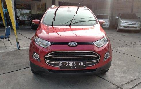 Ford EcoSport Titanium 2015 Good Condition