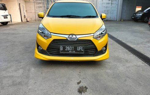 Toyota Agya 1.2L TRD A/T 2017 Kuning