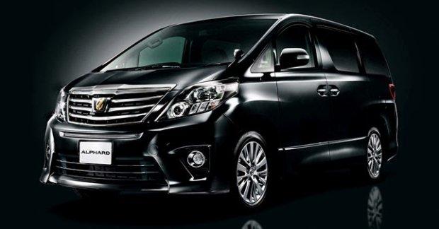 Toyota Alphard: Simbol Kekayaan Dari Orang Yang Berduit