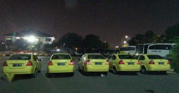 Chevrolet Lova Murah Ex Taxi 40 Juta 650298