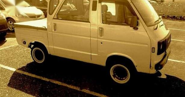 1996 Suzuki Carry Fuse Box