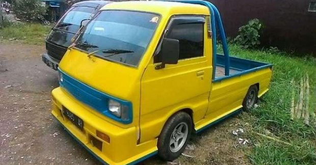 540 Koleksi Modifikasi Mobil Carry 10 Pick Up HD