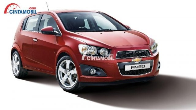 Review Chevrolet Aveo 2013