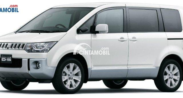 Spesifikasi Mitsubishi Delica 2017