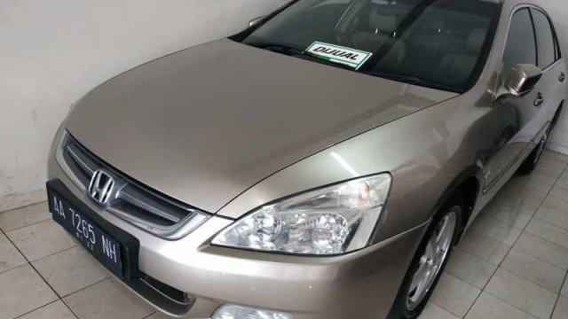 Honda Coklat Jual Beli Mobil  Bekas  Murah 09 2020
