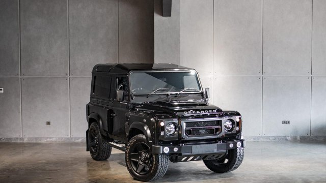 Land Rover Defender - Jual Beli Mobil Bekas Murah 03/2021