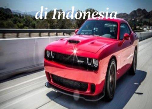 4 Pilihan Yang Jual Mobil Muscle Murah Di Indonesia
