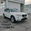 Jual Mobil BMW X3 F25 Facelift 2.0 2014 di DKI Jakarta