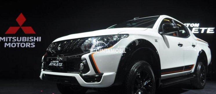 Harga Mitsubishi Triton Juli 2018: Gratis Biaya Jasa Dan Suku Cadang Selama 2 Tahun