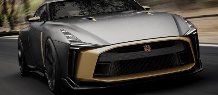 """Review Prototipe Nissan GT-R50 2018: Sisi """"Monster"""", Glamour Dan """"Ultra Limited"""""""