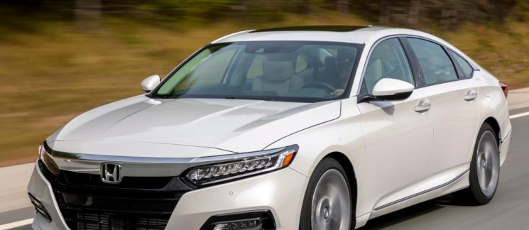 Review Honda Accord Turbo 2019