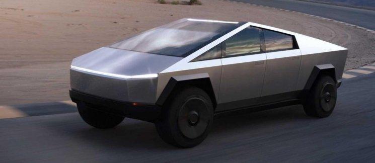 Review Tesla Cybertruck 2020: Truk Revolusioner Tesla Bergaya Cyberpunk!