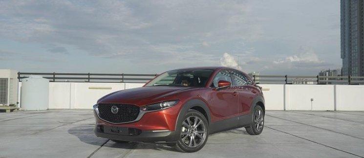 Harga Mazda CX-30 Februari 2020: Mazda 3 yang Lebih Maskulin
