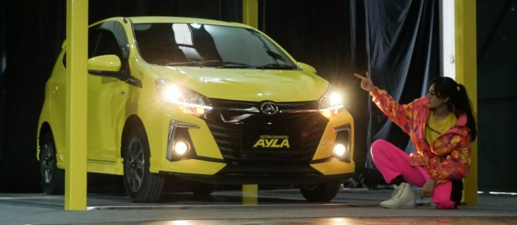 Harga Daihatsu Ayla Maret 2020: Mobilnya Kaum Milenial