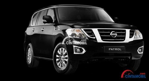 Nissan Patrol 2017 hadir sebagai SUV mewah yang kaya akan fitur