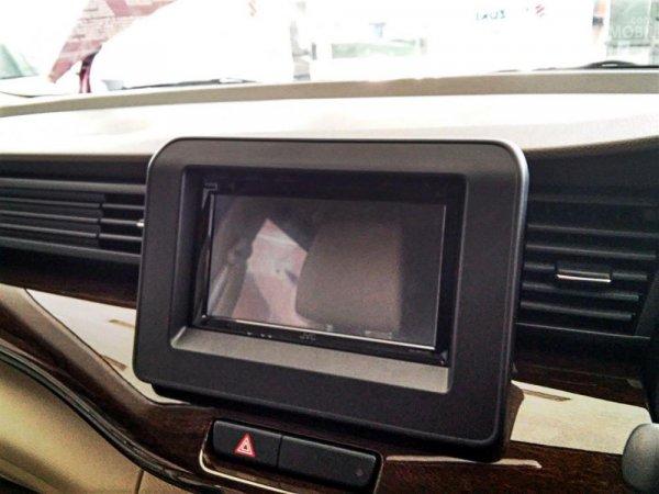 Gambar layar touchscreen All New Suzuki Ertiga GX 2018