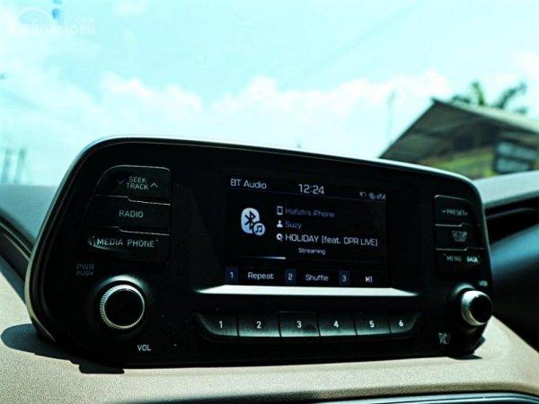 Sistem Head Unit Hyundai All New Santa Fe XG CRDi