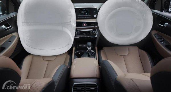 Sistem Airbag Hyundai All New Santa Fe 2018