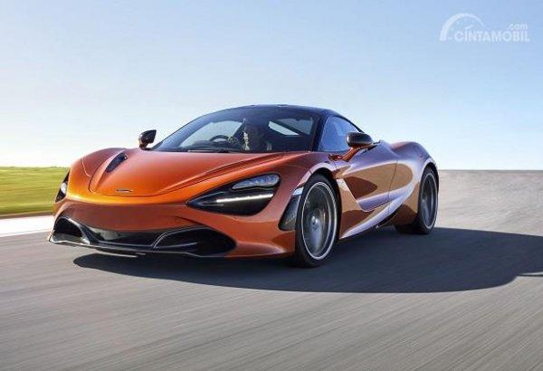 McLaren 720S yang merupakan basis dari McLaren 720S GT3