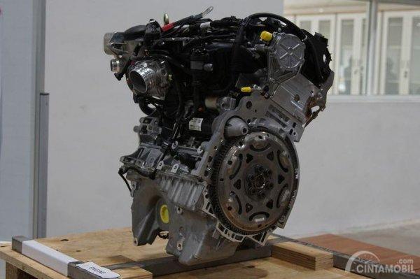 Gambar yang menunjukan komonen dalam LUX A2.0 dan SA2.0, BMW N20